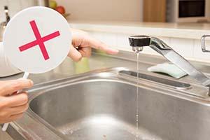 水回りのトラブルは緊急のリフォーム対応が必要なことが多い