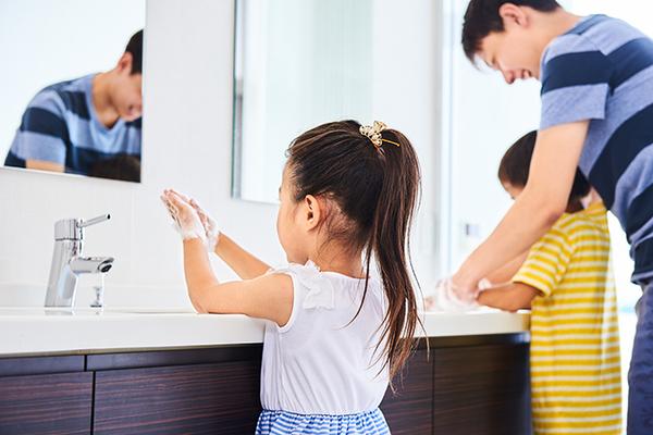 洗面リフォームの流れや注意点とは?詳しく解説サムネイル