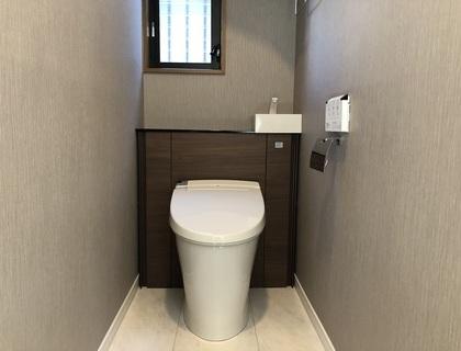 トイレ工事🚽